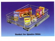 Quodro Slide Basket