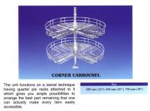 Corner Carrousel