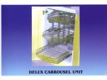 Delux Carrousel Unit