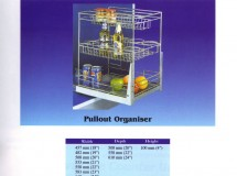 Pullout Organiser