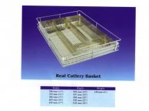 Real Cutlery Basket