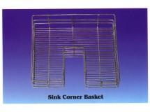 Sink Corner Basket
